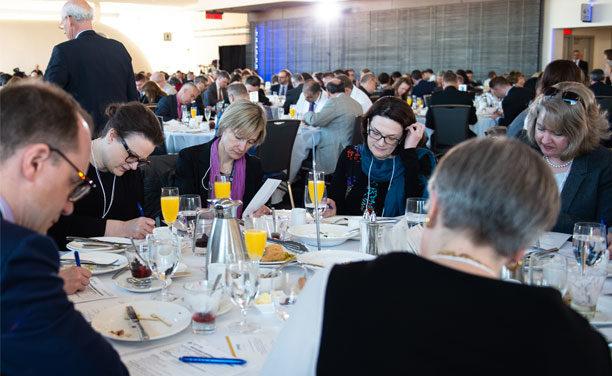 Petit déjeuner du président pour la fonction publique, L'Hôpital d'Ottawa, La Fondation de l'Hôpital d'Ottawa