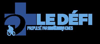 THE RIDE logo francais