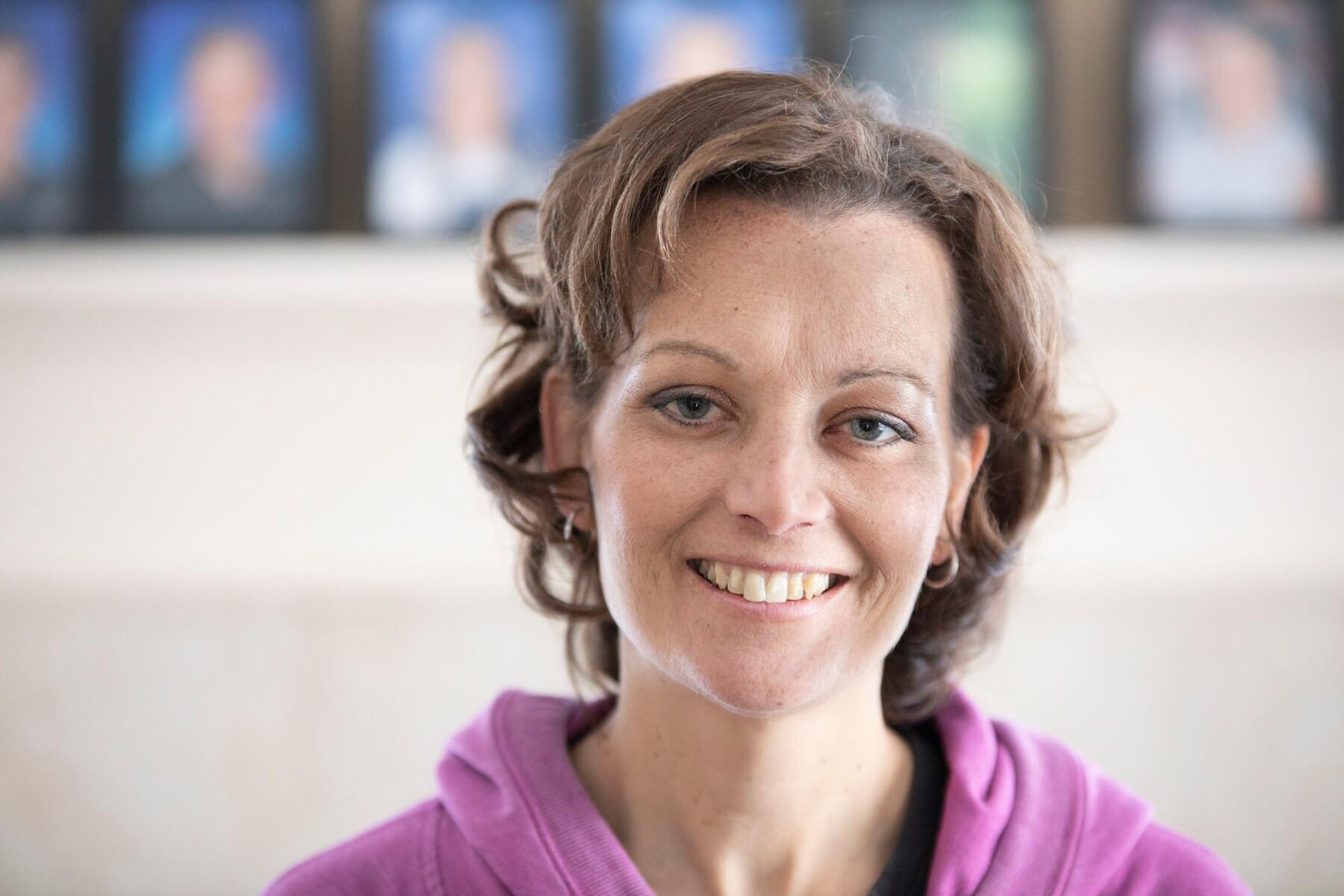 Jillian O'Connor, diagnosed with metastatic breast cancer