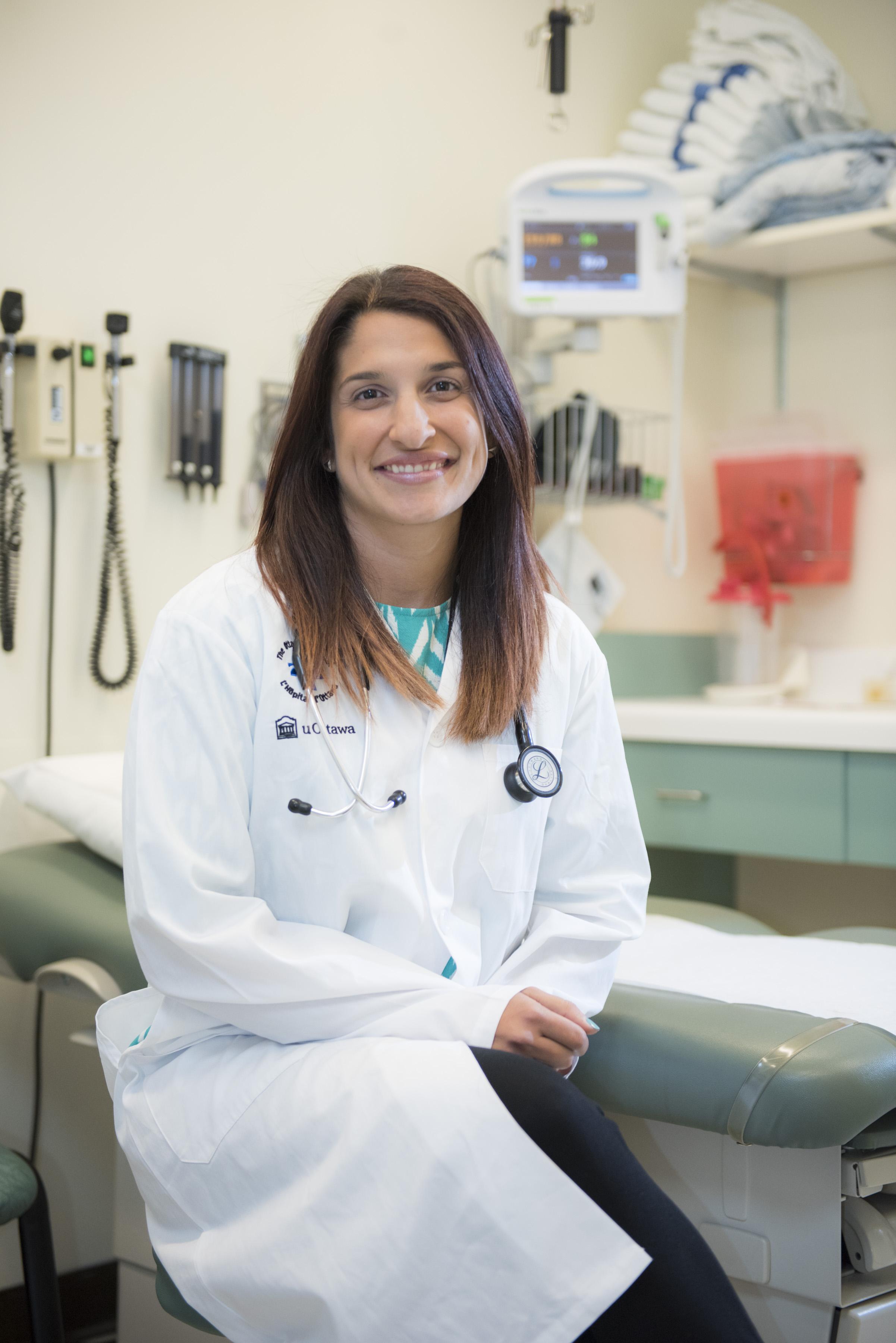 Dr. Kekre at The Ottawa Hospital.