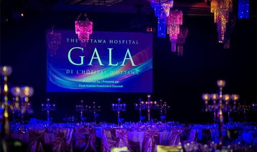 Le Gala de L'Hôpital d'Ottawa