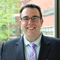 Rob Gottschalk, The Ottawa Hospital Foundation