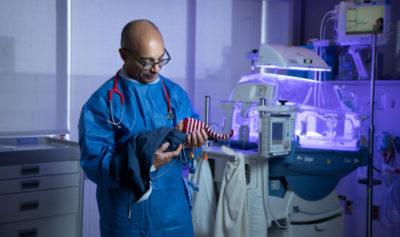 Dr. Bernard Thebaud, neonatal intensive care unit, The Ottawa Hospital