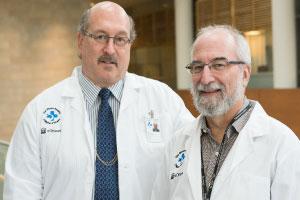 Dr. Atkins and Dr. Freedman