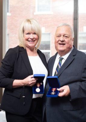 Phil et Gail