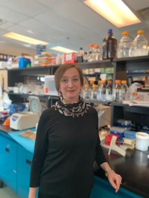 Angela Crawley, Ph.D.