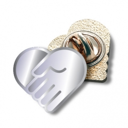 HH_Pins_KB_Sample Print_Silver Heart_square